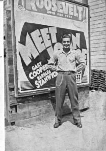 1940 Frank Capra Comedy Meet John Doe